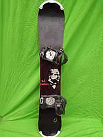 Сноуборд Atomic socks 157 см +  кріплення atomic