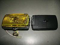 Фара противотуманная желтая ВОЛГА, ГАЗ 3102 (универсальная прямоугольная) (производство ОАО Автосвет), ACHZX
