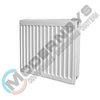 Радиатор Krafter S33 500x2000 боковое подключение