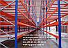 Cкладские стеллажи высокого складирования. Стеллажи складские для логистических. Палетные складские стеллажи.