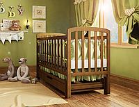 Деревянная кроватка Teddy