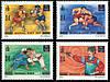 Монголия 2000 - летние олимпийские игры - MNH XF