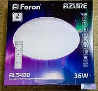 Светодиодный светильник Feron AL 5400 AZURE 36K  3000-6500K, фото 1