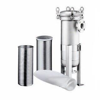 Механічний фільтр мішечного типу 7BFH2-F