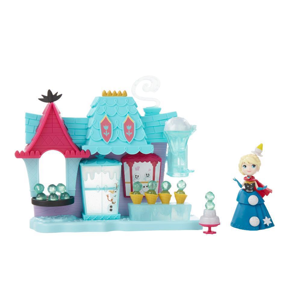 Игровой набор. Disney Frozen Little Kingdom Arendelle (Магазин сладостей Эльзы)