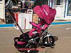 Детский трехколесный велосипед Crosser T 400 AIR, фото 2