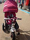 Детский трехколесный велосипед Crosser T 400 AIR, фото 4