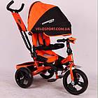 Детский трехколесный велосипед Crosser T 400 AIR, фото 8