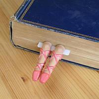 Закладка для книг MyBookmark - Ballerina - Оригинальный подарок, ручная работа