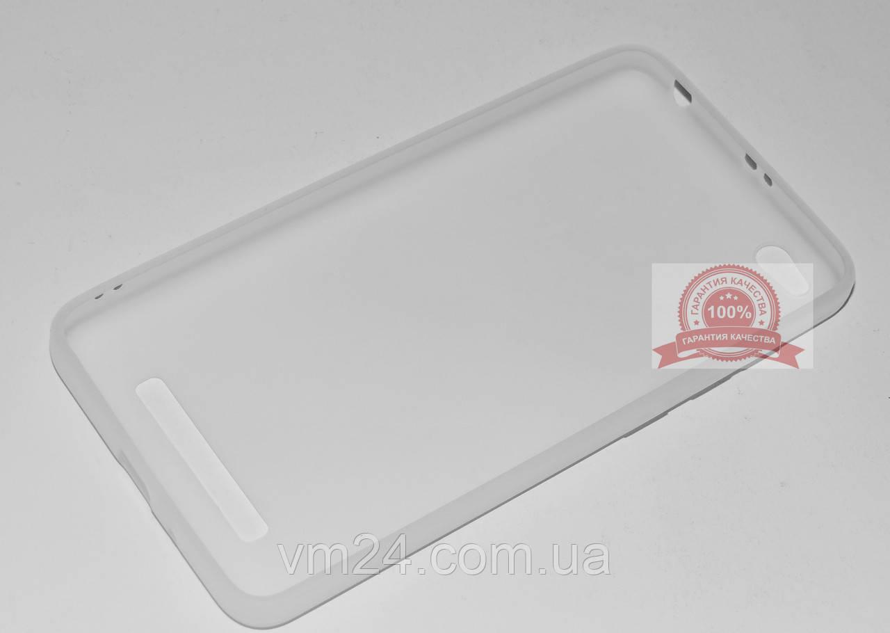 Силиконовый чехол для Xiaomi Redmi 4A  (матовый)