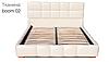 Кровать Престиж 160*200 с механизмом, фото 4