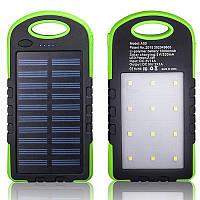 Портативная зарядка Пыле-Влаго защищенная A50 20800 mAh с дисплеем заряда и фонариком
