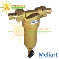 Фильтр для горячей воды промывной Meliart 1/2 (без манометра)
