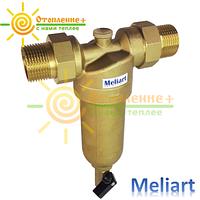 Фильтр для горячей воды промывной Meliart 1 (без манометра)