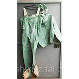 Рыбацкий костюм ОЗК ткань БЦК 3 р, армейский костюм Л1, улучшенный, оригинал, водонепроницаемый, размер 45-46, фото 2