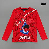 Кофта Spiderman для мальчика. 2-3;  3-4;  4-5;  7-8;  9-10;  11-12 лет