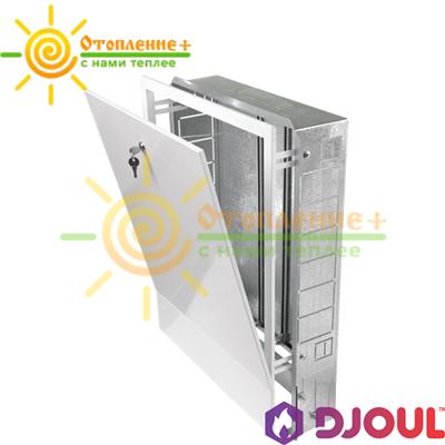 Шкаф коллекторный встраиваемыйDjoul на 14-16 выходов №6 (1150х580х110)
