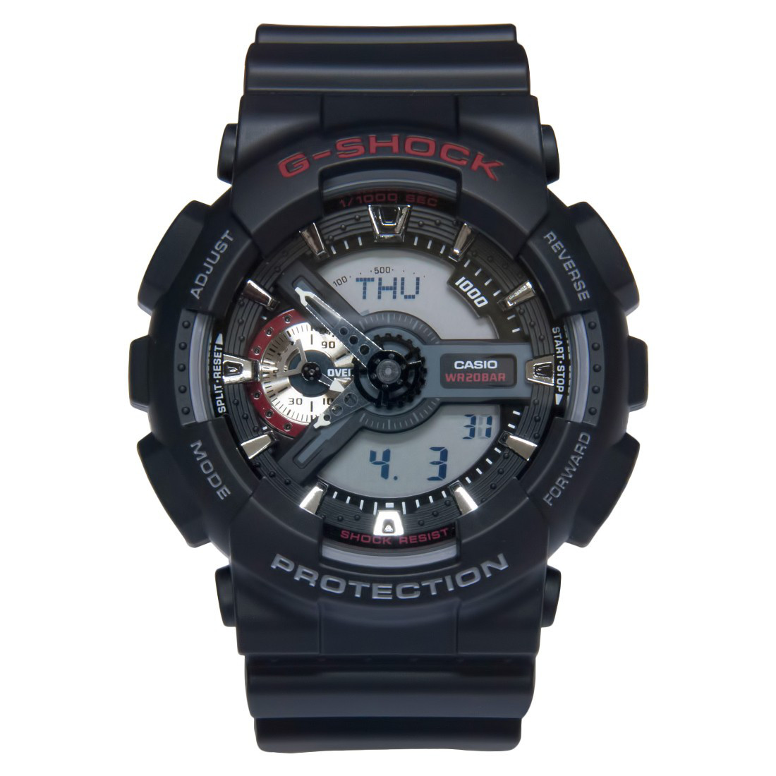 Часы Casio G-Shock GA-110-1A Б.