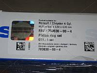 Кольца поршневые RENAULT 4 Cyl. 86,00 2,5 x 2,5 x 4,0 mm (производство SM) (арт. 793830-00-4), AFHZX