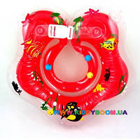 Круг на шею для купания Бусинка 304