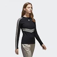 Женская футболка с длинным рукавом Adidas Adibreak LS CE4172 - 2018