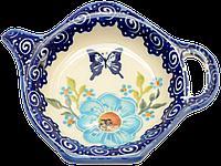 """""""Чайник"""" керамическая подставка под чайный пакетик Butterfly W, фото 1"""