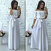 Длинное нарядное платье , фото 8