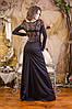 Женское длинное платье , фото 3