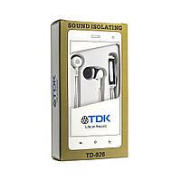 НАУШНИКИ MP3 TDK TD-926