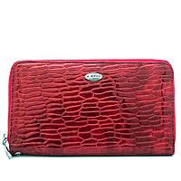 Кошелек женский кожаный Alfa Ricco W-AR11875 бордовый