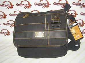 Наплечная сумка с брезента GOLDBE