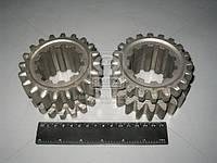 Шестерня привода 1-й ступени редуктора старого образца Zб=20, Zм=20 (производство МЗШ) (арт. 50-1701196), AEHZX
