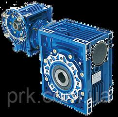 Мотор-редукторы червячные двухступенчатые   RV 063/150
