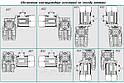 Мотор-редукторы червячные двухступенчатые   RV 063/150, фото 3