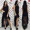 Женское коктейльное платье, фото 2