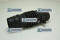 Патрубок воздушного фильтра Ланос 1,5 c датчиком Корея (гофра фильтра) Chevrolet Lanos (96182227)