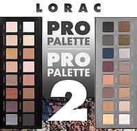 Новинки Lorac Pro и Lorac Pro 2  наличии оригинал!!!!