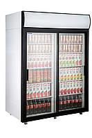 Шкаф холодильный-витрина Polair DM110sd-S 2.0