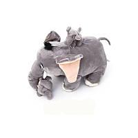 """Мягкая игрушка """"Слоник со слоненком"""""""