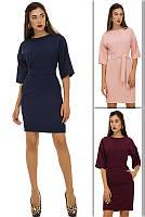 Платье для офиса  -ЛАУРА-
