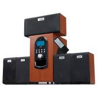 Комп.акустика GENIUS SW-HF 5.1 6000 Wood