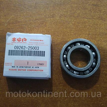 09262-25003  Подшипник  Suzuki  25x52x15, фото 2