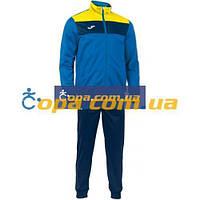 Спортивный костюм Joma Crew 100225.709+8006P13.30 (полиэстер, зауженные брюки)