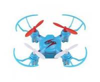 Квадрокоптер нано р/у 2.4ГГц WL Toys V646-A Mini Ufo (синий)