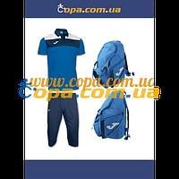 Комплект Crew (поло+шорты) и рюкзак Diamond, фото 1