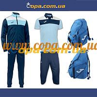 Комплект Crew (5 позиций) в т.сине-голубом цвете