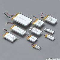 Аккумулятор к планшету, 6000 mAh, 3,7 х 95 х 105 мм.