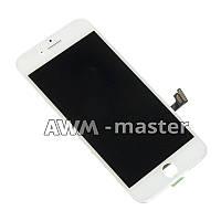 Дисплей Apple iPhone 8 4,7 с сенсором белый Оригинал