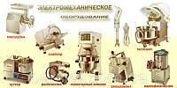 Тестораскатка электрическая Restoitalia SPR 40 (БН)