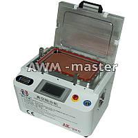 Автоматический ОСА Вакуумный ламинатор AK-pro со встроенным вакуумным насосом и компрессором воздуха ( пресс )
